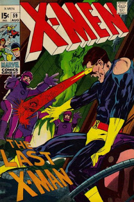 X-Men #59, the Sentinels