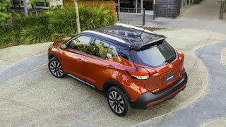 nissan kicks india specification nissan kicks on road price in india