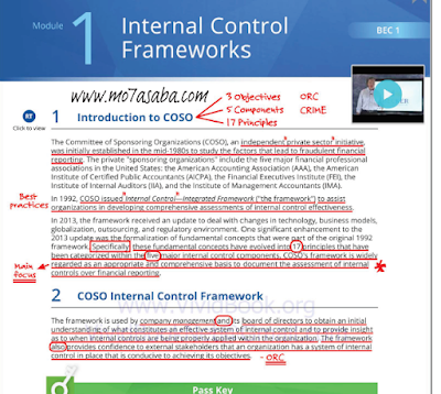 coso guidance on monitoring intro online1 Formally implementing the monitoring activities component of the coso framework this study was commissioned by the monit inc with the requirement of a final output of key control.