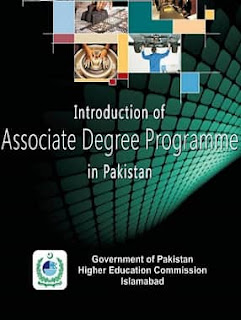 Associate degree program complete information