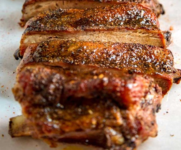HOW TO MAKE MEMPHIS STYLE RIBS #dinner #bbq