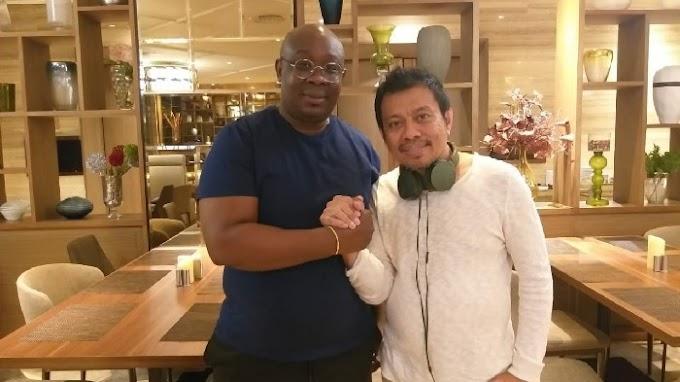 Ilham Ilyas Panaskan Mesin Antarkan SAdAP di Pilwalkot Makassar 2020
