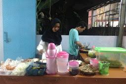 Ayam Gepuk Hijrah, Sensasi Pedas yang Pas di Tangerang