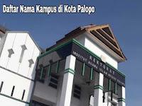 5+ Kampus Terbaik di Kota Palopo