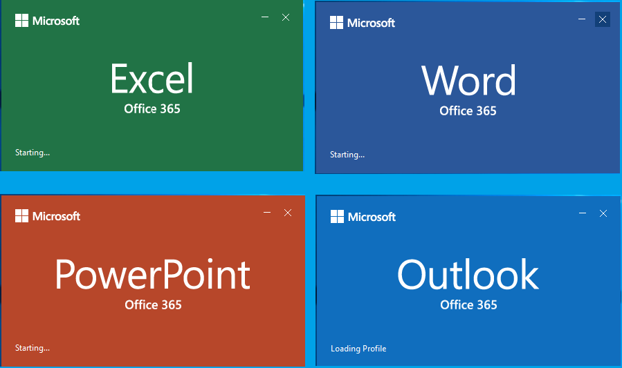 How to Fix Microsoft Office Starts up as Office 365 - The