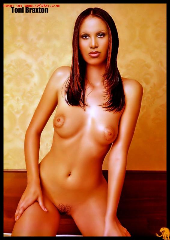 Toni braxton nude opinion you