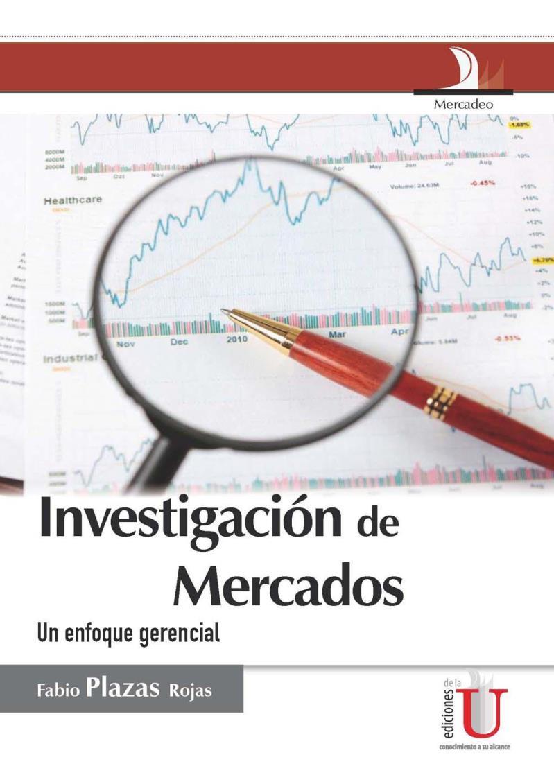 Investigación de mercados – Fabio Plazas Rojas