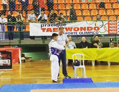 Divisão de Esportes abre inscrições para aulas de Taekwondo na Academia Municipal