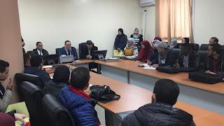 دعاهم إلى التجديد والابتكار..مدير أكاديمية فاس مكناس يستقبل الأساتذة الجدد