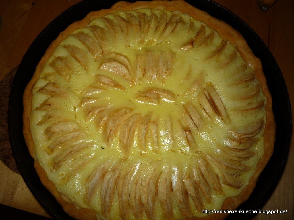 Reni S Hexenkuche Oma S Apfel Schmand Kuchen