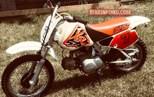 1998 Honda XR80