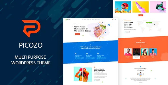 Best Creative Agency & Portfolio WordPress Theme