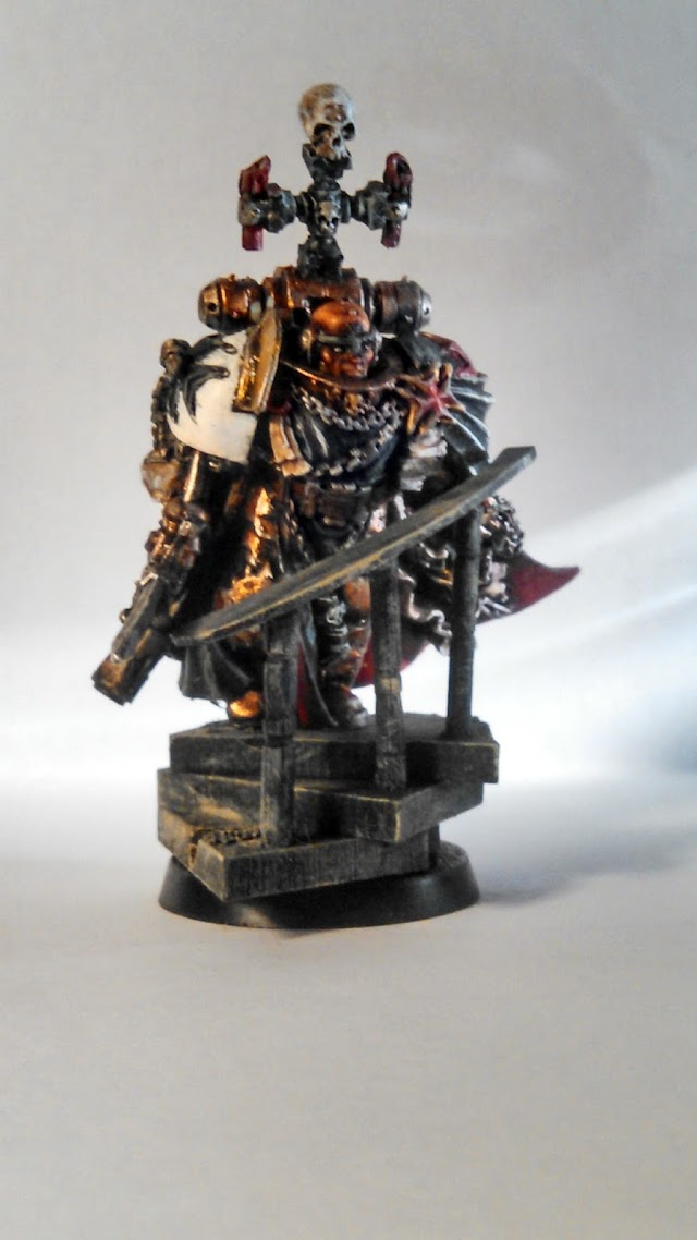 What's On Your Table: Black Templar