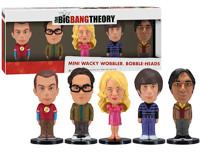 The Big Bang Theory - Muñecos cabezones