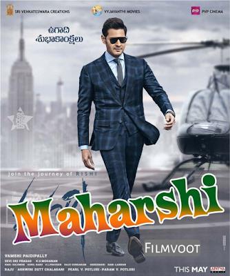 Maharshi 2019 full movie download in hindi