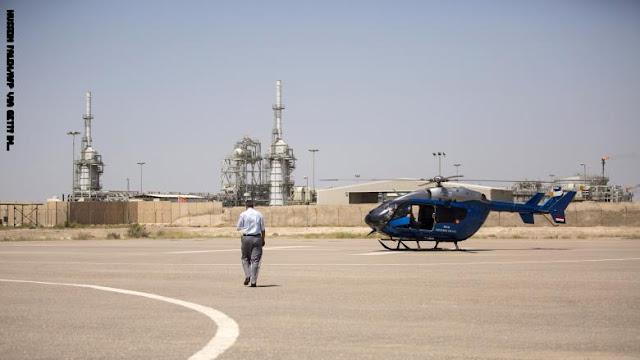 """عمال النفط الأمريكيون يغادرون العراق """"استجابة لطلب حكومتهم"""""""