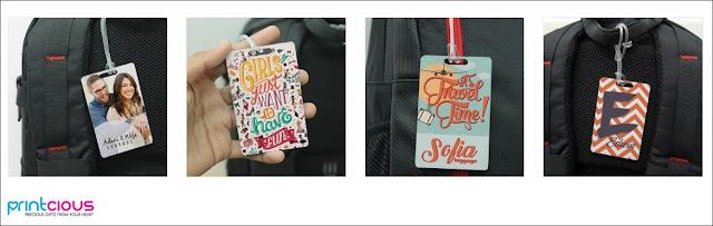 Tag Luggage Gambar Sendiri