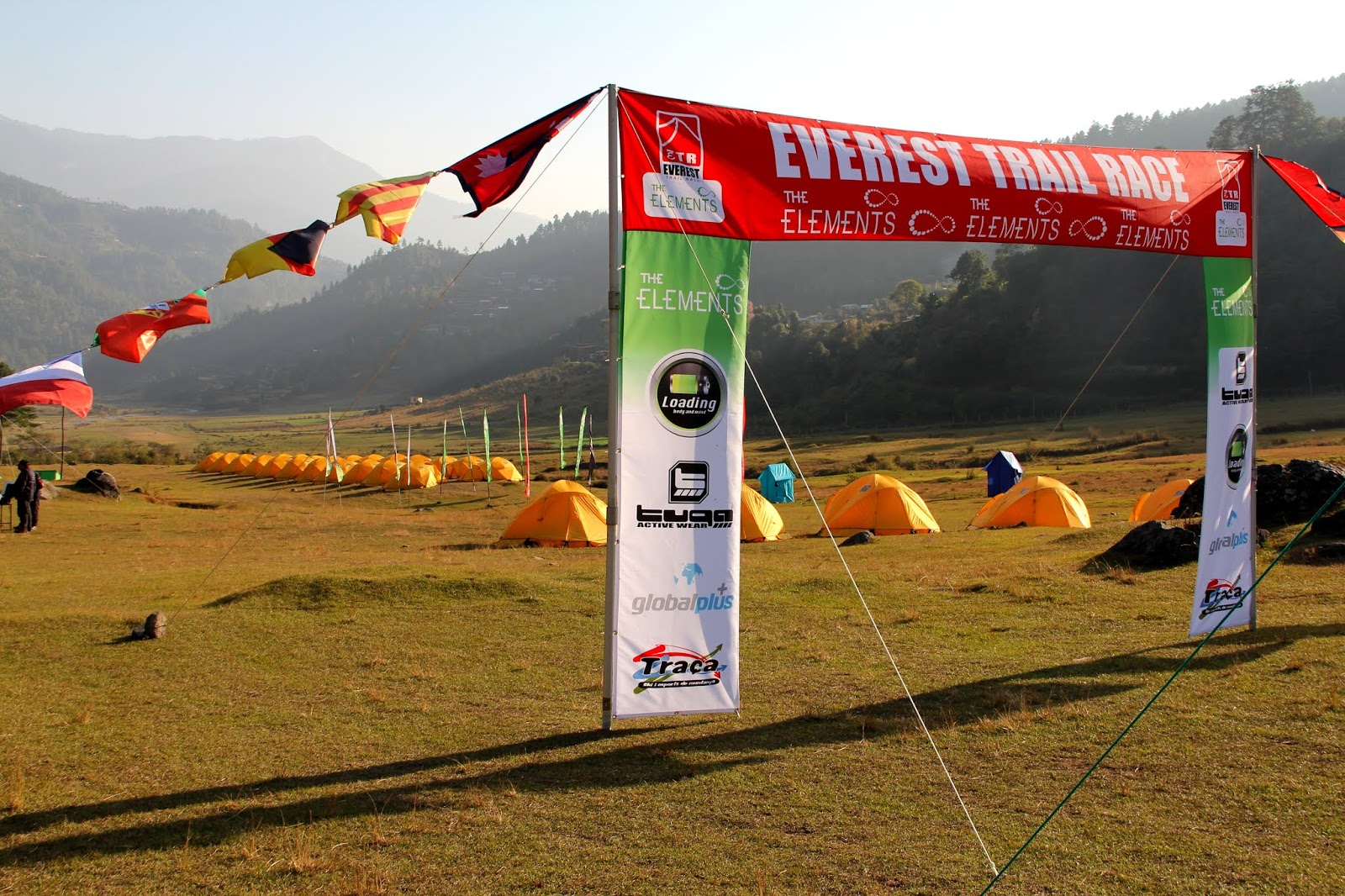 Everest Trail Race 2018