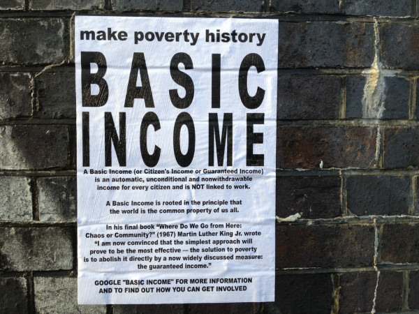 Ontario Basic Income | Free Money Up to $16,989 per year for a single person