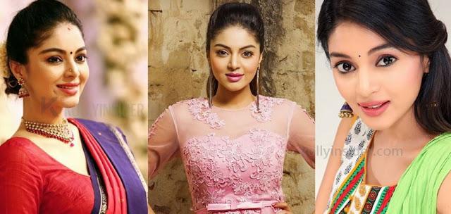 Sanam Shetty confirmed for Bigg Boss Tamil Season 4