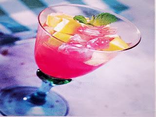 Gambar Resep Minuman Segar Asinan Kuah Apel