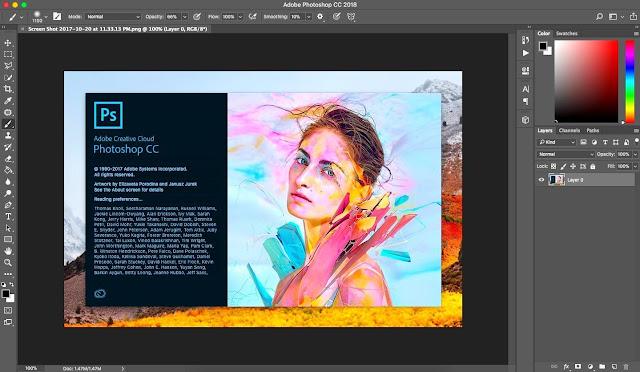 Download Adobe Photoshop CC 2018 Full Version Terbaru 2021 Free Download