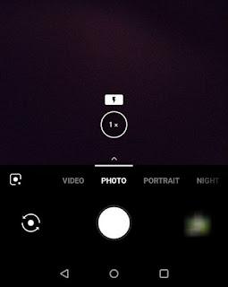 OnePlus camera app
