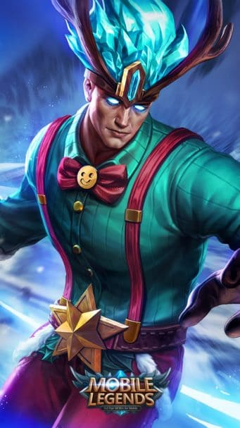 Wallpaper Gord Christmas Carnival Skin Mobile Legends for Android and iOS
