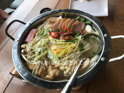 Review Kfry Urban Korea di IOI City Mall, kfry, ayam goreng, ioi city mall, ioi, kfry ioi, kfry kl, jigae