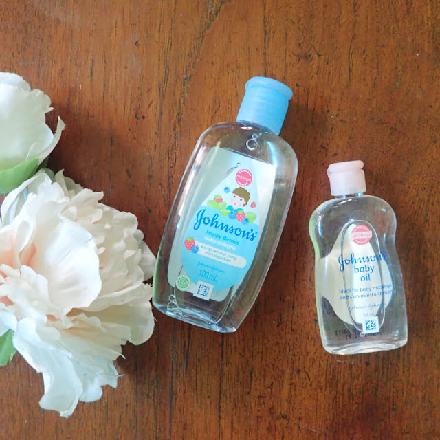 manfaat baby oil untuk digunakan sehari-hari