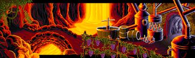 Forge - aventura gráfica Loom