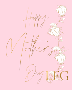 Celebrate motherhood and the moms who selflessly take on that role with the loveliest gift!