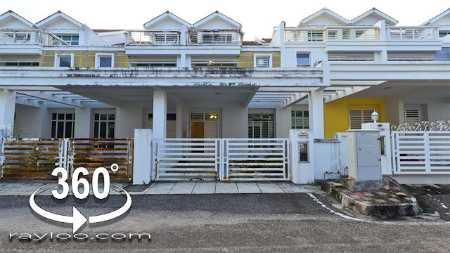 Botanica CT Air Putih Balik Pulau 3 Sty Link House Terrace Raymond Loo 019-4107321