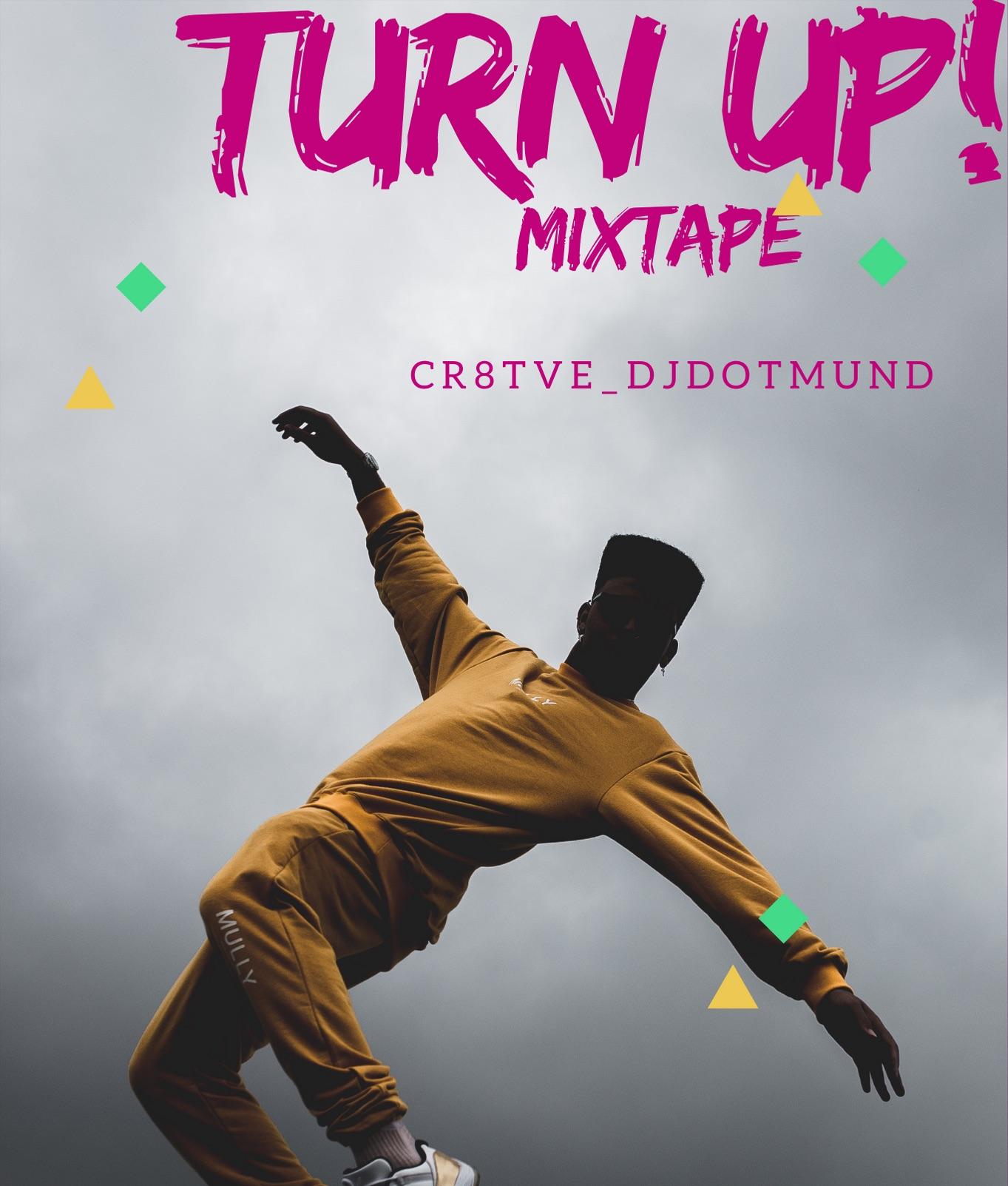 Dj Dotmund - Turn Up Mixtape #Arewapublisize