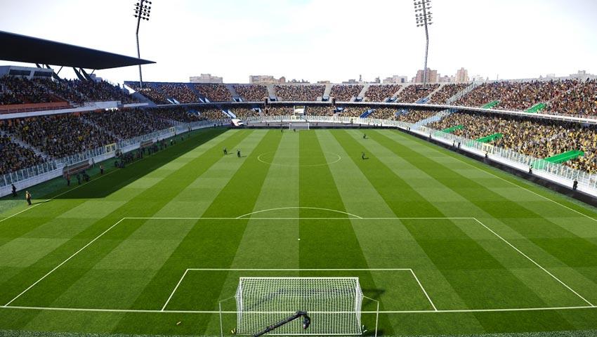 Ohene Djan Stadium For eFootball PES 2021