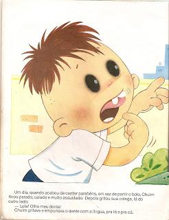projeto dentes na educação infantil