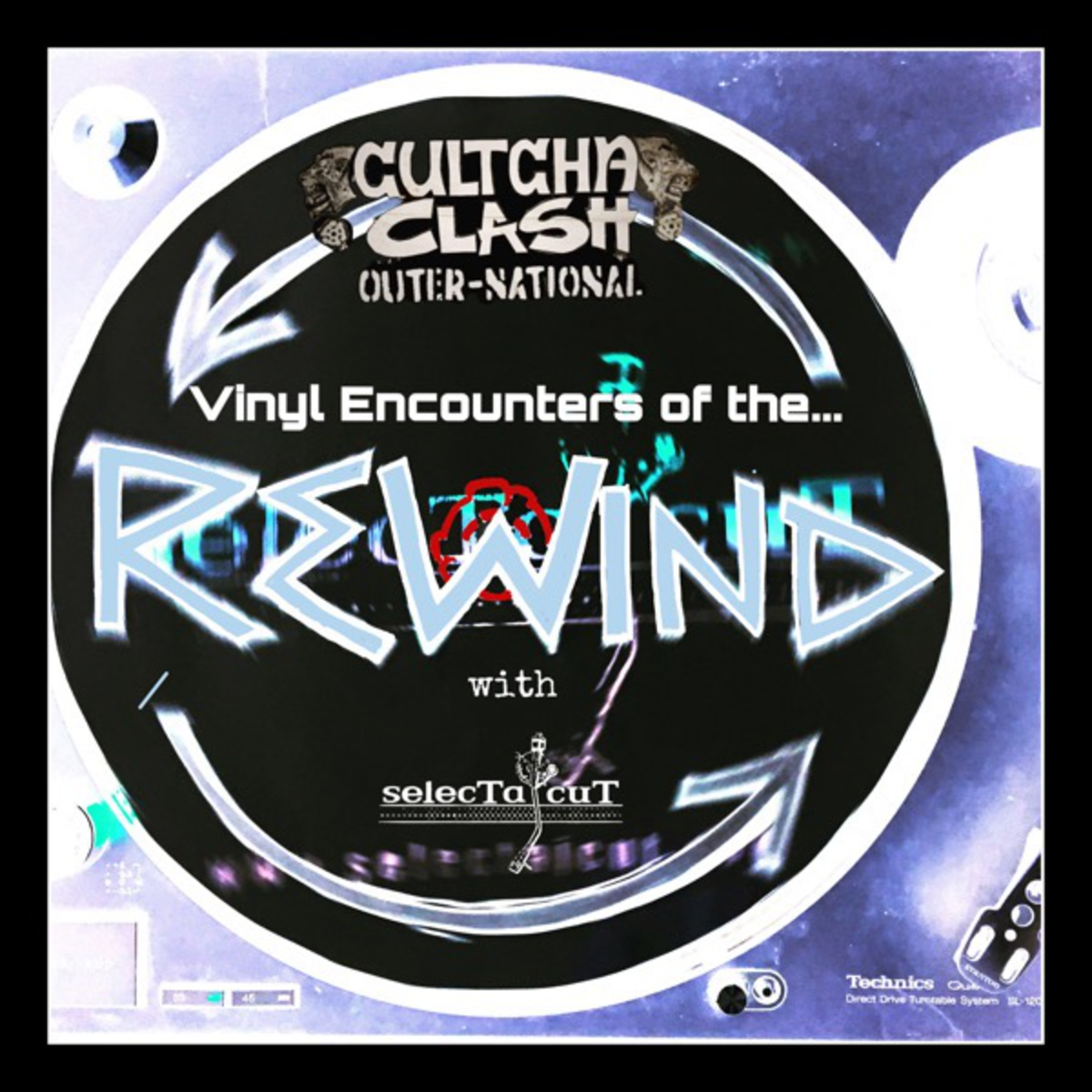 Vinyl Encounters of the... Rewind!