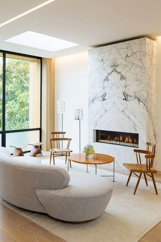 Fireplace Home Decor Trending This Summer