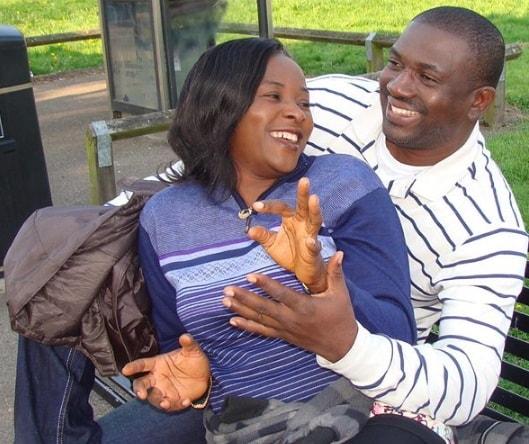 Uche Ama Abriel osotule second husband