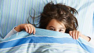 Trik Ampuh Buat Anak Tidur Tepat Waktu
