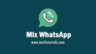 Mix WhatsApp v8.86 Latest Version in 2021 By Nairo Mix,Install Aplikasi Mix Wa Update Terbaru,tema whatsapp mix keren,download wa mod anti banned