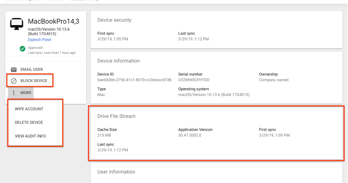 G Suite Updates Blog: Get extra visibility and control over