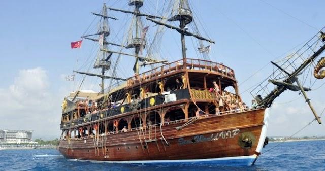 Ahşap Tekne Resimleri
