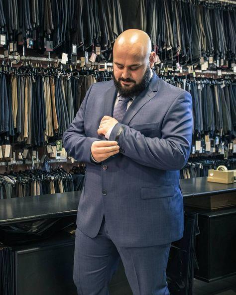 Outfits para hombres gordos Como vestir bien en tallas XL