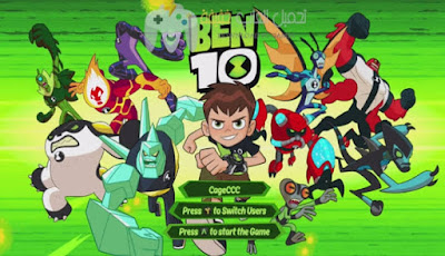 Download the game Ben 10