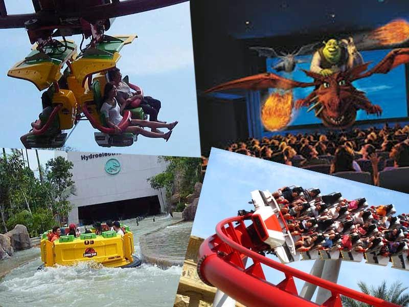 12 Tips Wisata Ke Universal Studio Singapore Tempat Wisata
