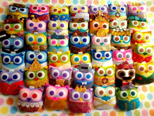 Baby OWLIE in Asean Youth Community 2014