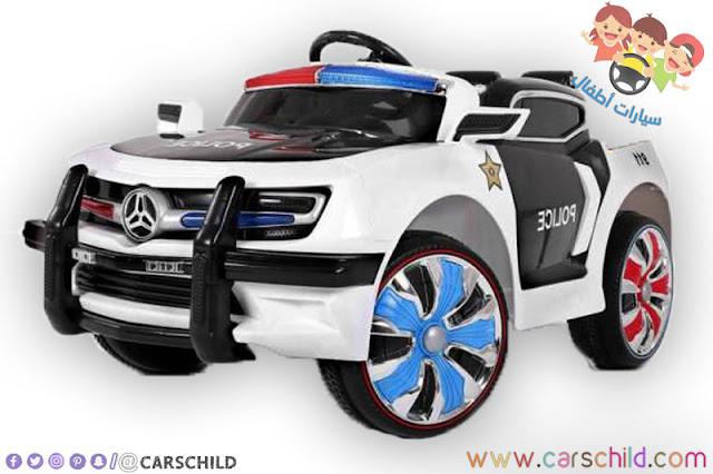 سيارات اطفال شرطة كبيرة