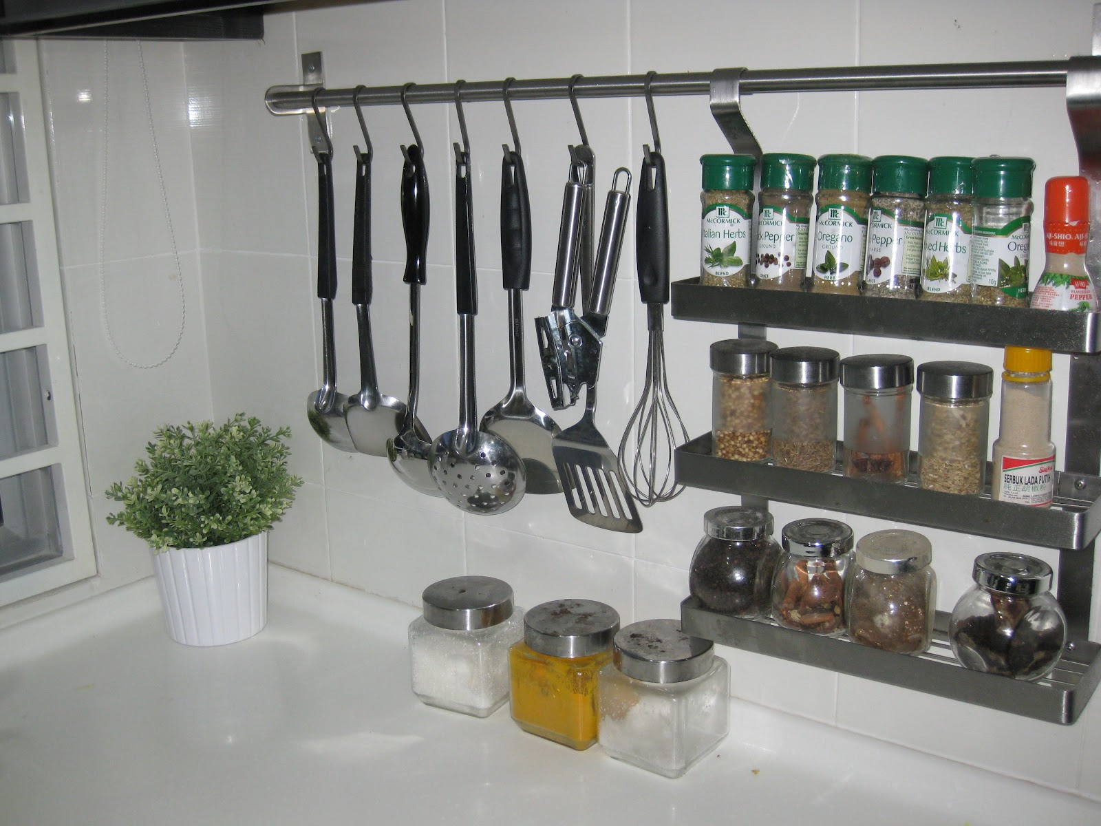 Cara Nak Hias Dapur Kecil Desainrumahid Interior Kitchen Set