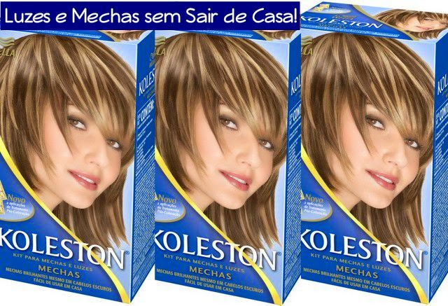 Kit mechas Koleston